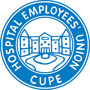 Hospital Employees' Union Logo